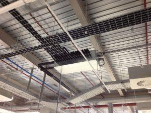 industrial ceiling air con