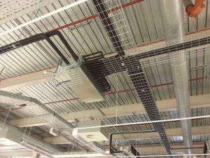 ceiling air con industrial