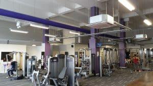 gym air con