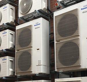 condensing air con units