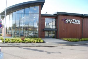 anytime fitness building