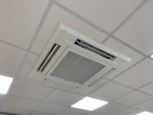 ceiling air con unit