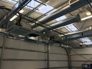 industrial air con vents