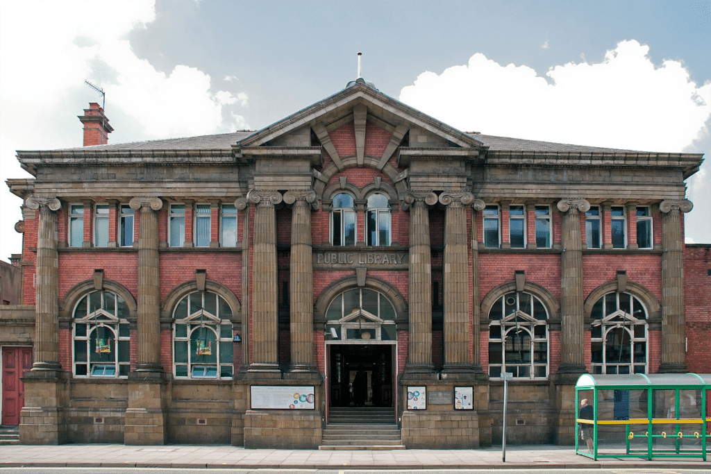 West Bromwich Pubic Library